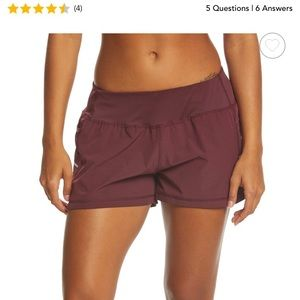 Body glove active women's buck up shorts XS